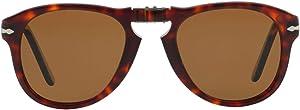 Persol Po0714 Aviator Sunglasses