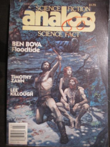 Analog Science Fiction and Fact, March 1984 (Vol. CIV, No. 3)