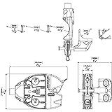 D&D Technologies LLABRND Round Post LokkLatch