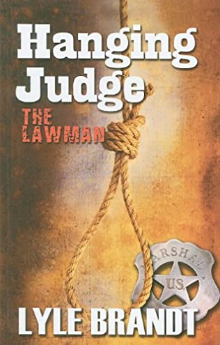 book cover of Hanging Judge