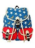 DC Comics Wonder Woman Medium Slouch Backpack