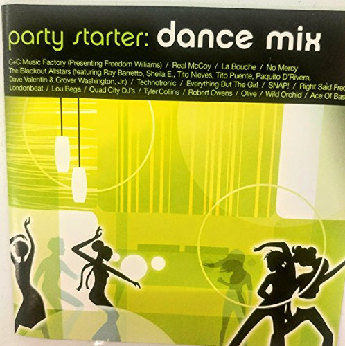 Price comparison product image Party Starter: Dance Mix