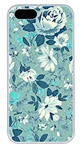 iPhone 5 5S Case Green Peony Funny Lovely Best Cool Customize iPhone 5S Cover White by Maris's Diary