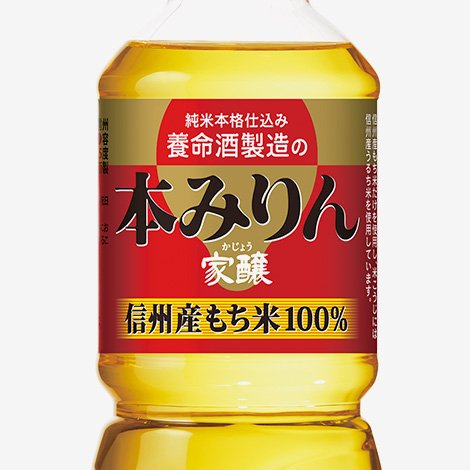 12c8d6d9d06d Amazon.co.jp: 養命酒製造 信州産もち米100% 家醸本みりん 500ml×3本: 食品・飲料・お酒