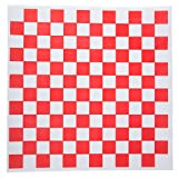red and white butcher paper - Dry Wax Deli Paper 12