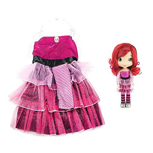 Strawberry Shortcake Doll and Toddler Dress Gift Set ()
