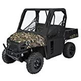 Classic Accessories 18-115-010401-00 Black QuadGear UTV Cab Enclosure