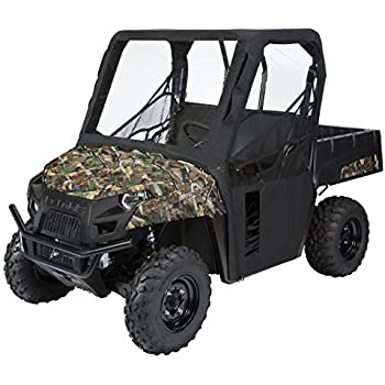 Rugged Ridge 63310.01 Black Full Cab Enclosure