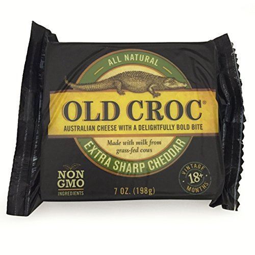 Old Croc Extra Sharp Cheddar (Extra Sharp Cheese compare prices)