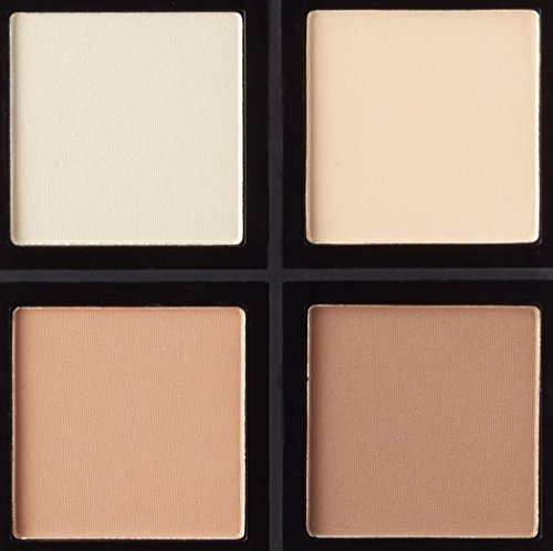 E L F Cosmetics Contour Makeup Palette Set For Sculpting Shading And Brightening Your Skin Light To Medium
