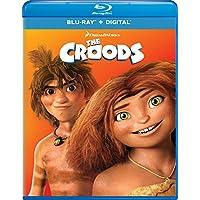 The Croods (Blu-Ray + Digital)
