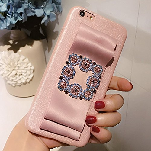 Wkae Diamant-Schutzhülle für iPhone 6s Plus ( Size : Ip6p3392f )