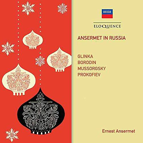 CD : Ernest Ansermet - Ansermet In Russia (Australia - Import)