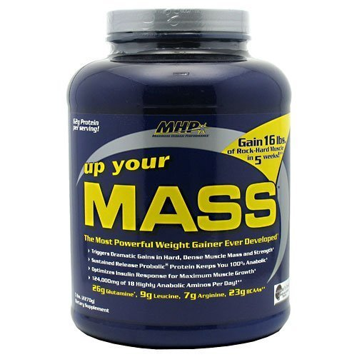 (MHP Up Your Mass, Cookies' n Cream, 5 lb Bottle by Mhp)