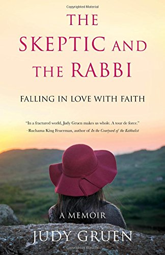 Download The Skeptic and the Rabbi: Falling in Love with Faith pdf