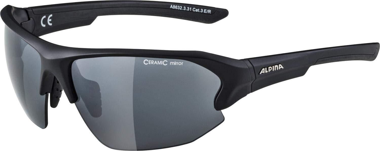 ALPINA Sonnenbrille  Sportbrille Lyron HR Radsport