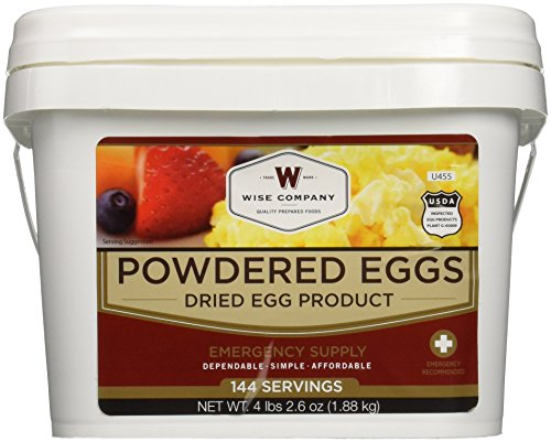 Wise Foods Servings Powdered Bucket product image
