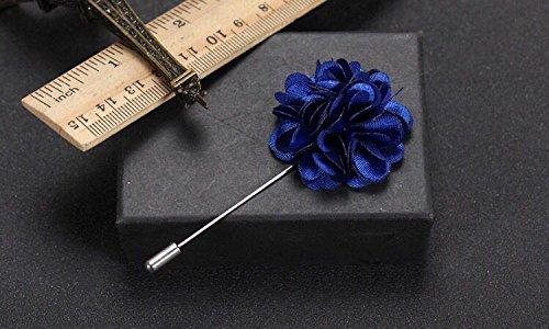 KIKI - Pin de la flor exquisita hecha a mano boutonniere para ...