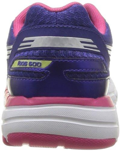 600 blue Bleu Wn's lime Running Faas Puma silver purple De Chaussures Femme 58pRna0q