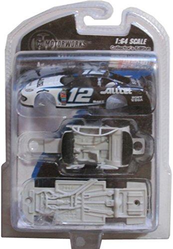 Motorworks Die-cast Model Kit - Nascar #12 Alltel Car - Ryan (Ryan Newman Alltel Car)