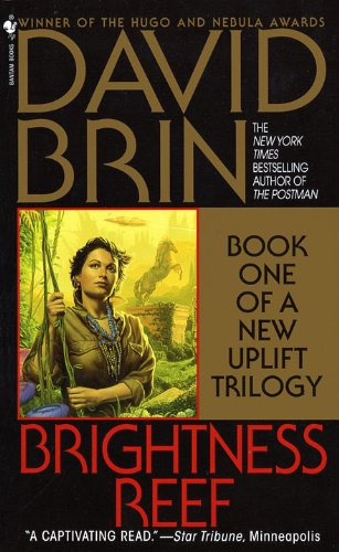 book cover of Brightness Reef