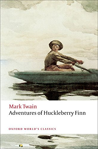 Adventures of Huckleberry Finn (Oxford World's Classics) (Inglés) Tapa blanda – 12 jun 2008 Mark Twain S.A. 0199536554 Adventure fiction