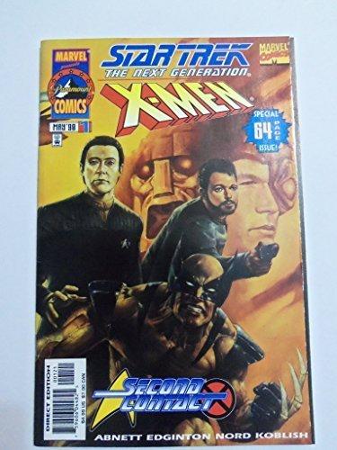 Star Trek The Next Generation X-Men Second ()