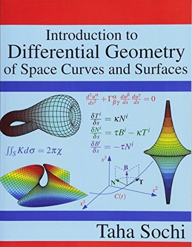 Pdf Math Introduction to Differential Geometry of Space Curves and Surfaces: Differential Geometry of Curves and Surfaces