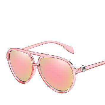 BiuTeFang Gafas de Sol Mujer Hombre Polarizadas Marco de ...