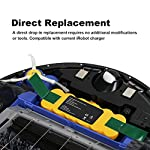 Replacement-Battery for Irobot-Roomba 600 700 800 900 Series 610 614 620 630 650 655; Professional 611 625 Pro 627 653 Pet 654 655 660 670 760 770 780 790 860 870 880 980 80501 Vacuum