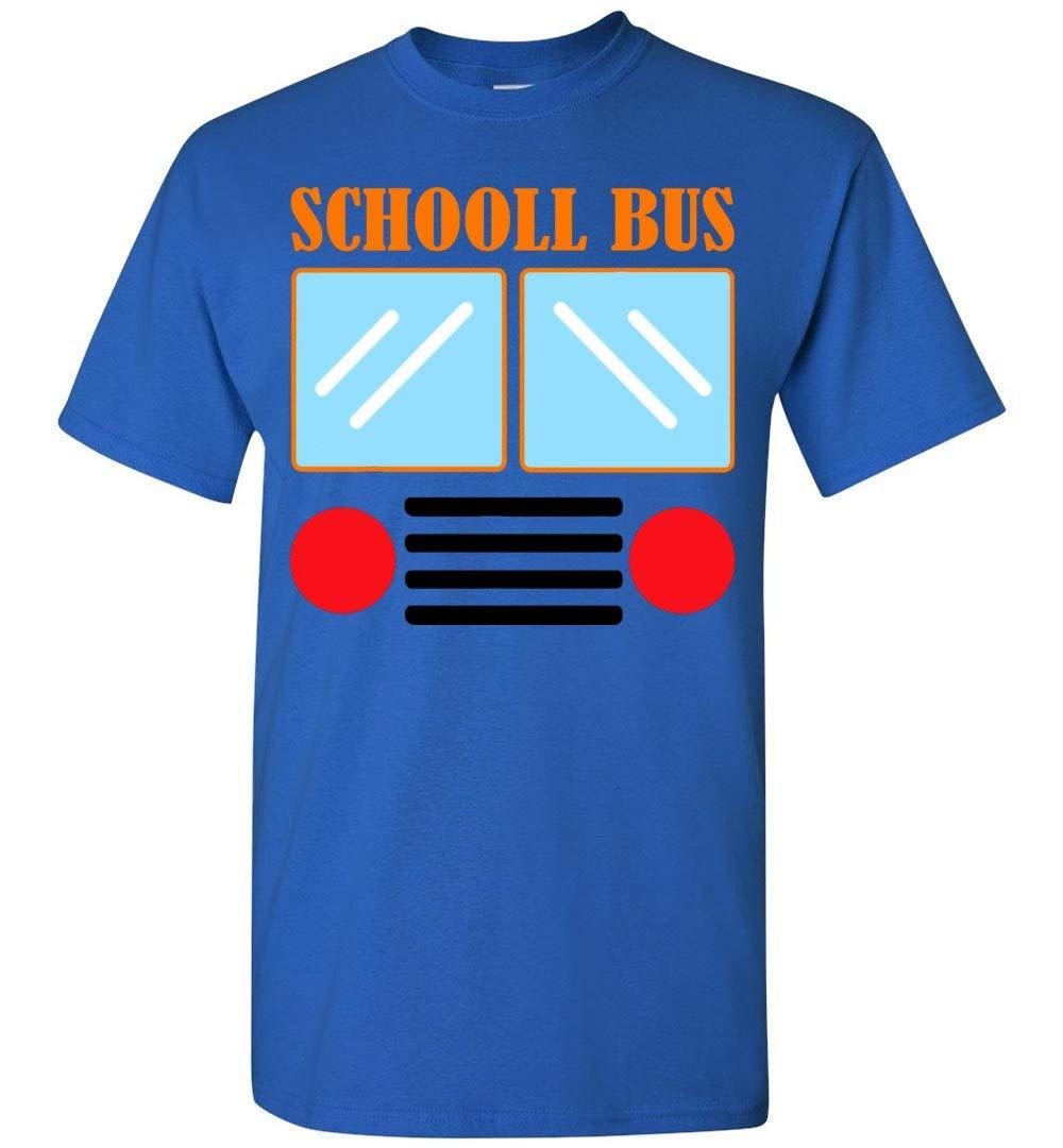 School Bus Funny Cool Tshirt Gift Adult