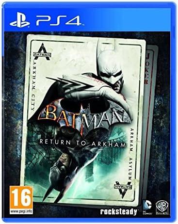 Oferta amazon: Batman: Return To Arkham