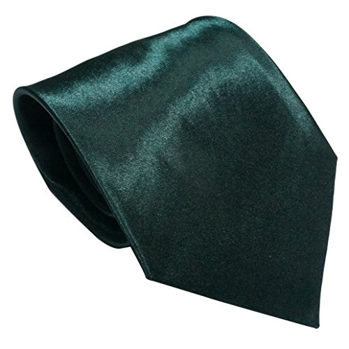 LilMents 6 Pack Mens Classic Plain Solid Color Formal Necktie Tie Set (Set A) by LilMents (Image #7)'