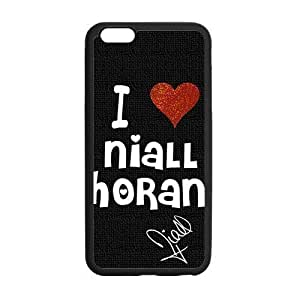 Niall Horan Solid Rubber Customized Cover Case for iPhone 6 plus 5.5