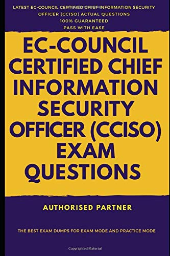 EC Council Certified Chief Information Security Officer  CCISO  Exam Questions