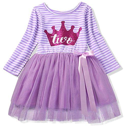 2nd birthday tutu dress - 5