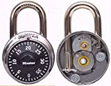 Transparent Combination Padlock - Deluxe Model Can be Disassembled - Practice Lock