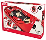 Brio 34017 Pinball Game - A Classic Vintage, Arcade Style Tabletop Game for Kids and Adults Ages 6 and Up