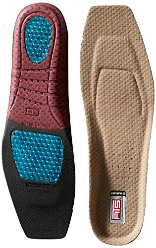 Ariat Men's Ats Footbed Wide Square Toe - 10008009, multi, 10 Polyurethane Footbed