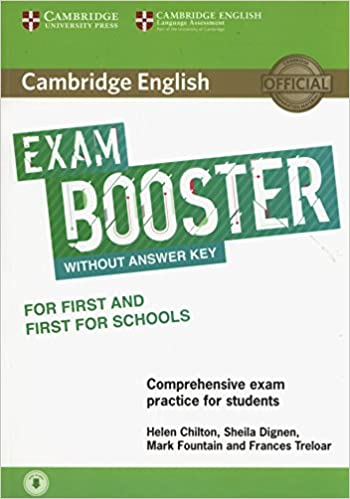 Cambridge English Exam Booster for First and First for