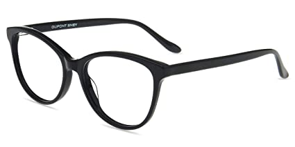 abfbda30163 Image Unavailable. Image not available for. Color  Firmoo Blue Light  Blocking Computer Glasses with Chic Cateye Plastic Frame for Women