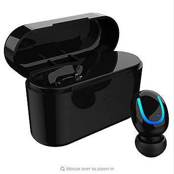 Auriculares Invisibles Mini Ultra Pequeños V4.2 Inalámbricos Con Compartimiento De Manos Libres Unilateral Micrófono