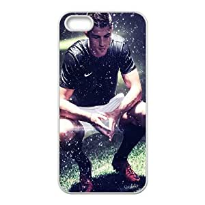 iPhone 5,5S Phone Case FC Juventus logo C03858