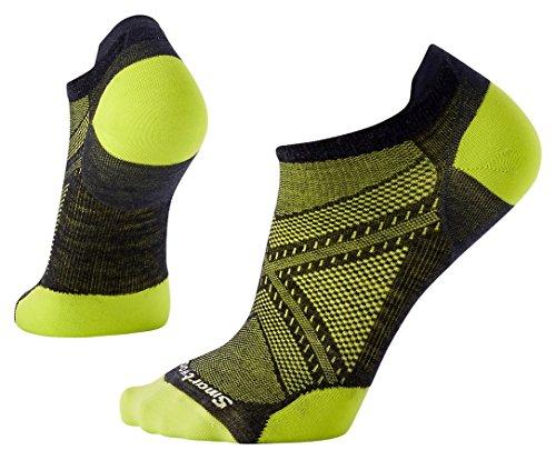 Smartwool Men's PhD Run Ultra Light Micro Socks (Charcoal) X-Large