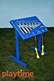 Xylophone Outdoor Musical Instrument Playground Equipment to Create Smoothing Music that Stimulates the Sensory of the Brain