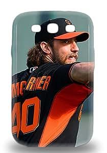 New MLB San Francisco Giants Madison Bumgarner #40 Protective Galaxy S3 Classic Hardshell Case ( Custom Picture iPhone 6, iPhone 6 PLUS, iPhone 5, iPhone 5S, iPhone 5C, iPhone 4, iPhone 4S,Galaxy S6,Galaxy S5,Galaxy S4,Galaxy S3,Note 3,iPad Mini-Mini 2,iPad Air )