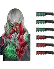 New Hair Chalk Comb Temporary DIY Hair Color for girls kids age 4 5 6 7 8 9 10