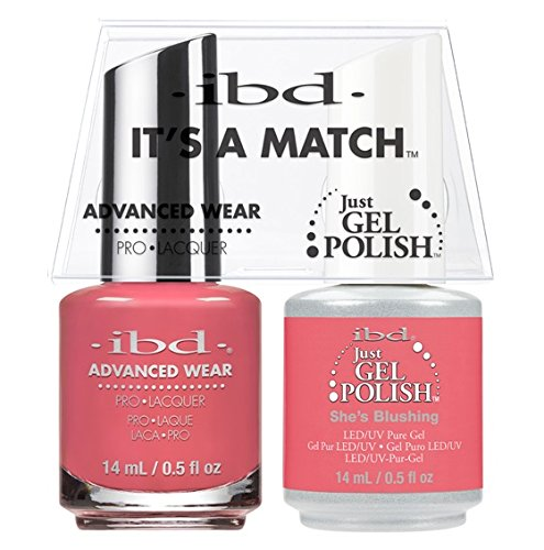 第五虫カードibd - It's A Match -Duo Pack- She's Blushing - 14 mL / 0.5 oz Each