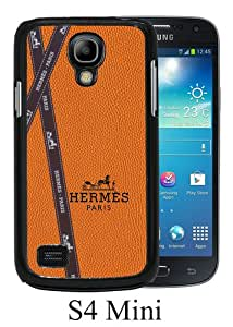 New Fashionable And Durable Designed Case For Samsung Galaxy S4 Mini With Hermes 7 Black Phone Case
