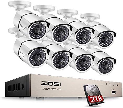 ZOSI Security Surveillance Megapixel Weatherproof product image